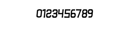 Quamaine-brush.otf Font OTHER CHARS