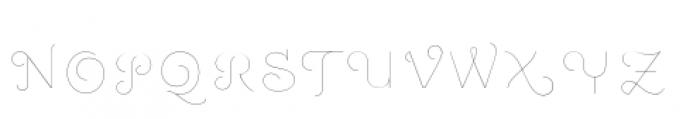 Quaderno 2 Font UPPERCASE