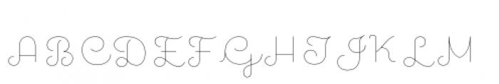Quaderno Noodle5 Font UPPERCASE