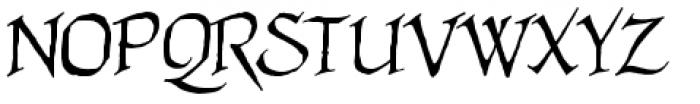 Quahog BB Regular Font UPPERCASE