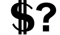 QUAMIR, A Display Font Duo 1 Font OTHER CHARS