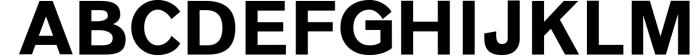 QUAMIR, A Display Font Duo Font UPPERCASE