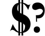 QUEEN, An Elegant Serif Font 1 Font OTHER CHARS