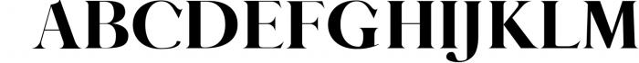 QUEEN, An Elegant Serif Font 1 Font UPPERCASE
