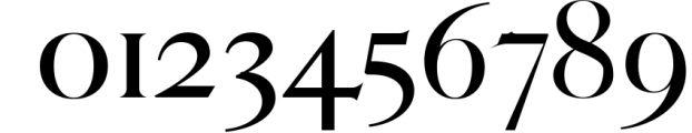 QUEEN, An Elegant Serif Font 2 Font OTHER CHARS