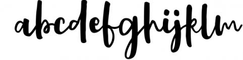 Quantum Font Font LOWERCASE