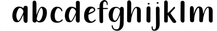 Queenie Font Family 2 Font LOWERCASE