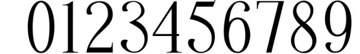 Quffer, serif regular font Font OTHER CHARS
