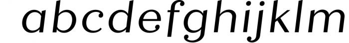 Quiche Font Family 45 Font LOWERCASE