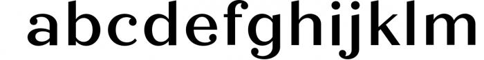 Quiche Font Family 46 Font LOWERCASE