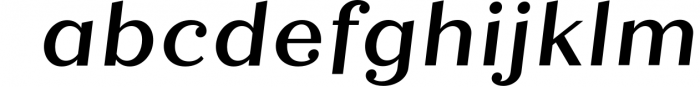 Quiche Font Family 47 Font LOWERCASE