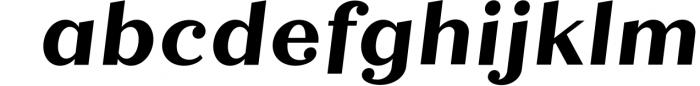 Quiche Font Family 49 Font LOWERCASE