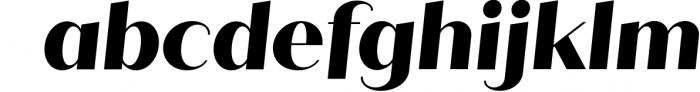 Quiche Sans Font Family 11 Font LOWERCASE