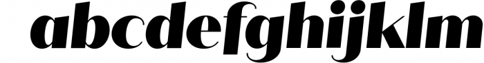 Quiche Sans Font Family 13 Font LOWERCASE