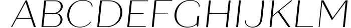 Quiche Sans Font Family 1 Font UPPERCASE