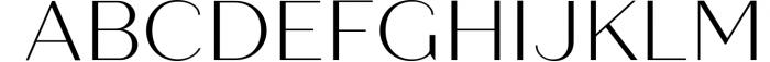 Quiche Sans Font Family 2 Font UPPERCASE