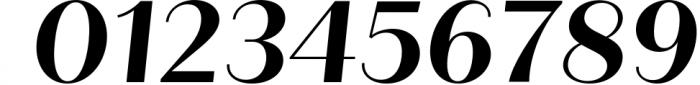 Quiche Sans Font Family 9 Font OTHER CHARS