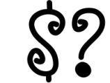 Quincy Adams - A Sweet Hand Written Font 1 Font OTHER CHARS