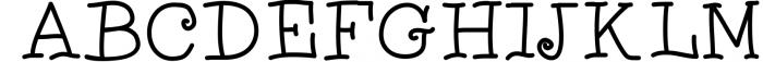 Quincy Adams - A Sweet Hand Written Font 1 Font UPPERCASE