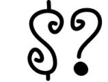 Quincy Adams - A Sweet Hand Written Font 3 Font OTHER CHARS