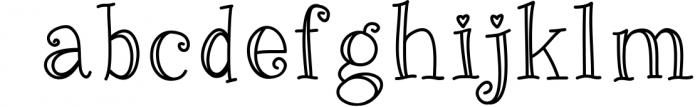 Quincy Adams - A Sweet Hand Written Font Font LOWERCASE