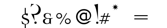 QUAKE2 Font OTHER CHARS