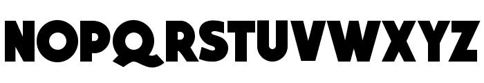 QUARTZO demo Bold Font UPPERCASE
