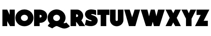 QUARTZO demo Bold Font LOWERCASE
