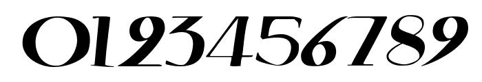 QuadrataRoma-MediumOblique Font OTHER CHARS