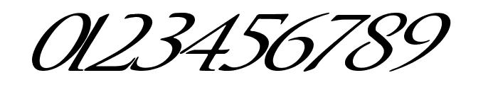 QuagentItalic Font OTHER CHARS