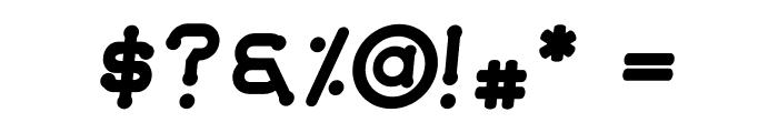 Quamaine Italic Font OTHER CHARS