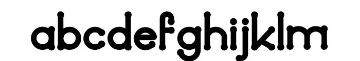 Quamaine Font LOWERCASE