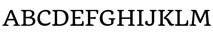 Quando-Regular Font UPPERCASE