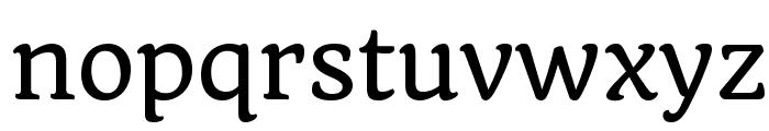 Quando-Regular Font LOWERCASE
