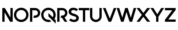 Quantify-Bold Font UPPERCASE
