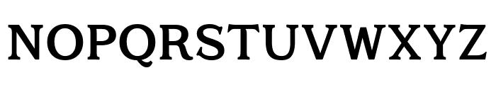 Quantik Bold Font UPPERCASE