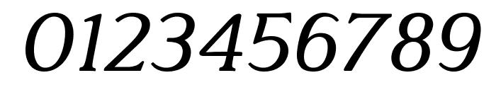 Quantik Regular-Italic Font OTHER CHARS