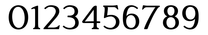 Quantik Regular Font OTHER CHARS