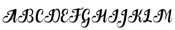 Quantum-artdesign Font UPPERCASE