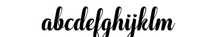 Quantum-artdesign Font LOWERCASE