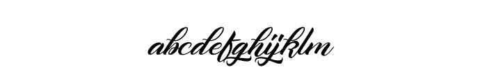 Quantum of Mechanic Font LOWERCASE