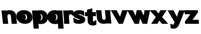 QuantumFuture Font LOWERCASE