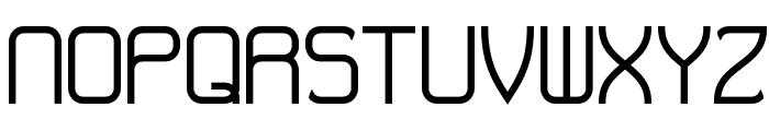 Quarterly Thick BRK Font UPPERCASE