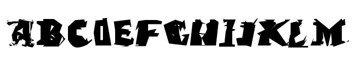 QuasimodoCaps Font LOWERCASE