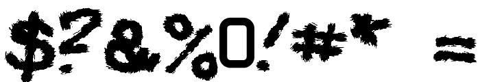 Quast Font OTHER CHARS
