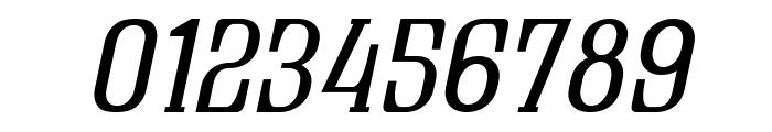 Quastic Kaps Line Italic Font OTHER CHARS