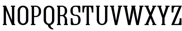 Quastic Kaps Line Font UPPERCASE