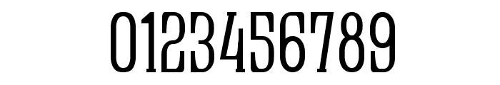 Quastic Kaps Narrow Font OTHER CHARS