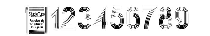 Quatroline Font OTHER CHARS