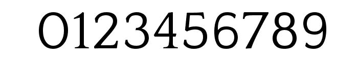 Quattrocento Roman Regular Font OTHER CHARS